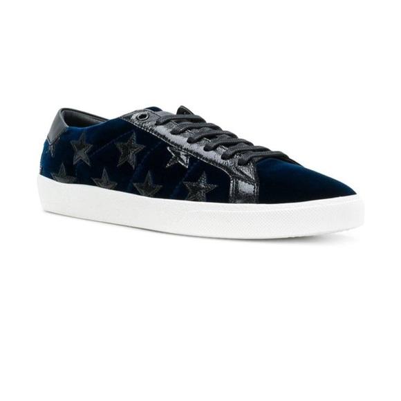 Saint Laurent Shoes   Court Classic